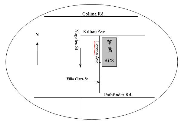 ACS traffic map