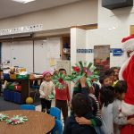 Time with Santa Claus!
